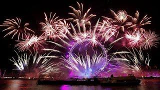 LIVE: New Years Fireworks Around the World - Happy New Years 2021 - New Years Eve Fireworks Show Mix