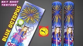 BLUE OCTOPUS SKY SHOT TESING | SONY SKY SHIT TESTING | SONY VINAYAGA FIREWORKS | DIWALI CRACKERS