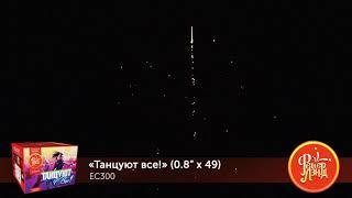 EC300Танцуют все(0,8х49) new