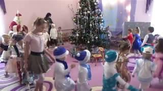 """""""Проделки Хлопушки"""" Новогодний утренник.4-5 лет.2018 г."""