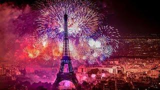 Live from Paris : Feux d'artifice du 14 juillet - Fireworks