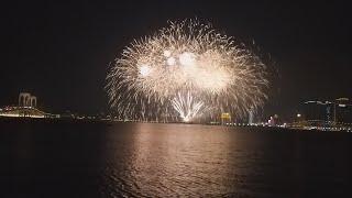 international fireworks finale