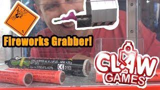 THE FIREWORKS GRABBER, CLAW GAME :)