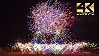 ⁽⁴ᴷ⁾ Pyronale 2018: Potsdamer Feuerwerk - Germany   Deutschland - Fireworks - tagessieger