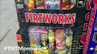 2019 Sams Club Fireworks - Phoenix AZ