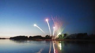 День независимости Республики Беларусь праздничный салют