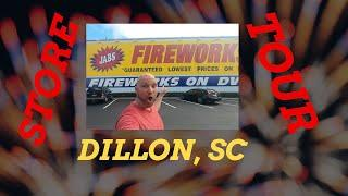JABS 2020 - Fireworks Store Tour, Dillon SC