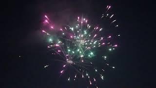 Салют TKB237 Батарея салютов Ночной город 16 выстрелов 1 Firedragon.by