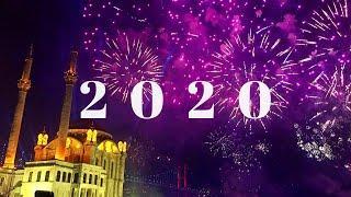 Istanbul New Year's Eve 2020 | Celebration & Fireworks