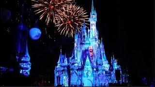HAPPILY EVER AFTER MAGIC KINGDOM FIREWORKS 4K FULL SHOW + OUTRO | WALT DISNEY WORLD [ 2019]