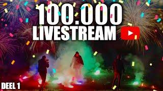 ROAD TO 100.000 ABONNEES!! | LIVESTREAM AW FIREWORKS