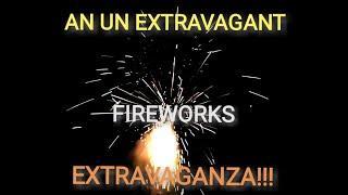 Short Un-Spectacular Fireworks Display!