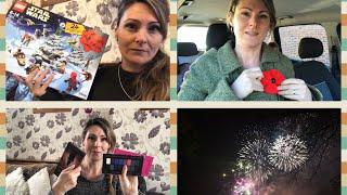 Weekly vlog Poppies and Fireworks