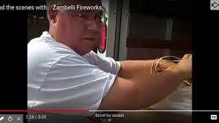 Behind the scenes with... Zambelli Fireworks - YouTube