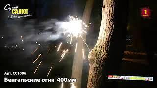СС1006 Бенгальские огни 400мм