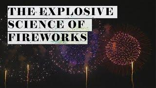 How do fireworks go BOOM? Explosive science.