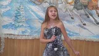 Таня Иванова песня елки, шарики, хлопушки