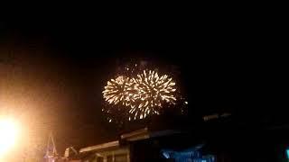 Gensan KAPA Anniversary fireworks