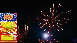 Dakota Willows - Ball Shells - Memory Fireworks