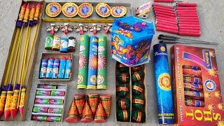 Different type of Fireworks testing 2021 / Testing Crackers 2021/ Different type of #crackerstesting