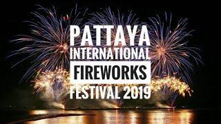 LIVE Thailand Fireworks Festival
