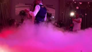 Тяжёлый дым и Холодные фонтаны, Спецэффекты на свадьбу в Астрахани, МегаПраздник, 89276624951