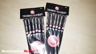 Trueno rocket, Original fireworks