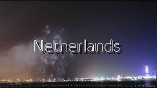 UAE's First Fireworks Competition || Team NETHERLANDS | Abu Dhabi Corniche