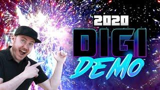 A 360° VR FIREWORKS EXPERIENCE FROM RED APPLE   2020 DIGI-DEMO