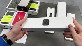 Новые Apple Watch Series 5 со скидкой! Только кому такие нужны...?!