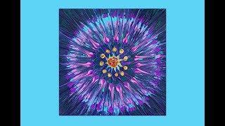 Fluid Acrylics, Indoor Class Demo Fireworks? #4882-5.01.19