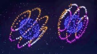 FWsim Mount Fuji Synchronized Fireworks Show4