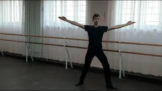 """Третье видео занятие для участников Образцового танцевального коллектива """"Городок"""""""