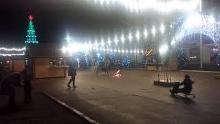 Салюты и Фейерверки Новогодняя ночь в Бендерах 21 Января 2021 БОНУСНОЕ ВИДЕО ч 2