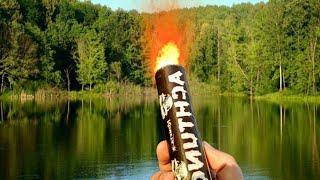 Взрываем ТОПовые Петарды и Блицы в Воде | Взорвётся ли петарда в озере | Взрыв петард в болоте