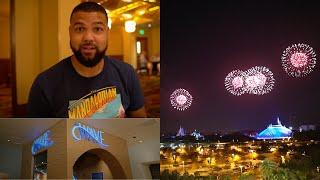 When Will Disney World Have Fireworks Again   The Wave Dining Review   Contemporary Christmas Tour