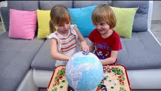 DIY| Делаем пиньяту своими руками на День Рождение.