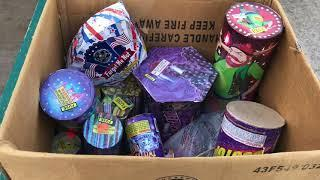 Buying and Lighting Fireworks AFTER the 4th of July!