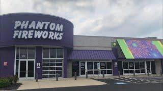 Phantom Fireworks Store Tour 2019 (Youngstown,Ohio)