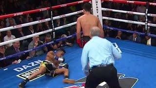 (FIREWORKS!) RYAN GARCIA VS JOSE LOPEZ FIGHT DBN REPORT