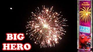Big Hero from Ananda Fireworks - Awesome Large Skyshot Shell