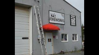 K G FIREWORKS READY FOR THE SEASON