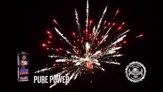 Pure Power 60g Artillery - Cutting Edge Fireworks
