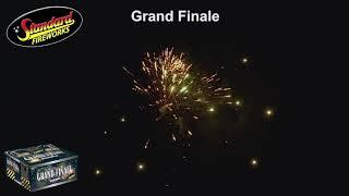 Grand Finale 100 shot single ignition - Standard Fireworks