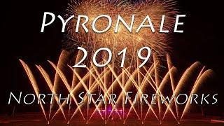 Pyronale 2019 North Star Fireworks - Tagessieger Samstag