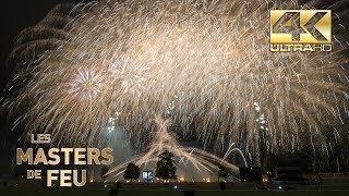 ⁽⁴ᴷ⁾ Les Masters de Feu 2018: Surex - Poland - fireworks - Feuerwerk - Feu d'artifice - Vuurwerk