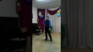 Ёлка, шарики, хлопушки ( Музыкальная школа, Белоозёрск 2019)