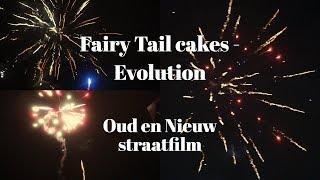 Fairy Tail cakes | Oud en Nieuw 2017 2018 | Evolution Fireworks