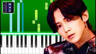 ATEEZ - Fireworks (I'm The One) (Piano Tutorial Easy)