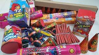 Testing new and unique Crackers 2020 fireworks stash testing New holi stash 2021 testing